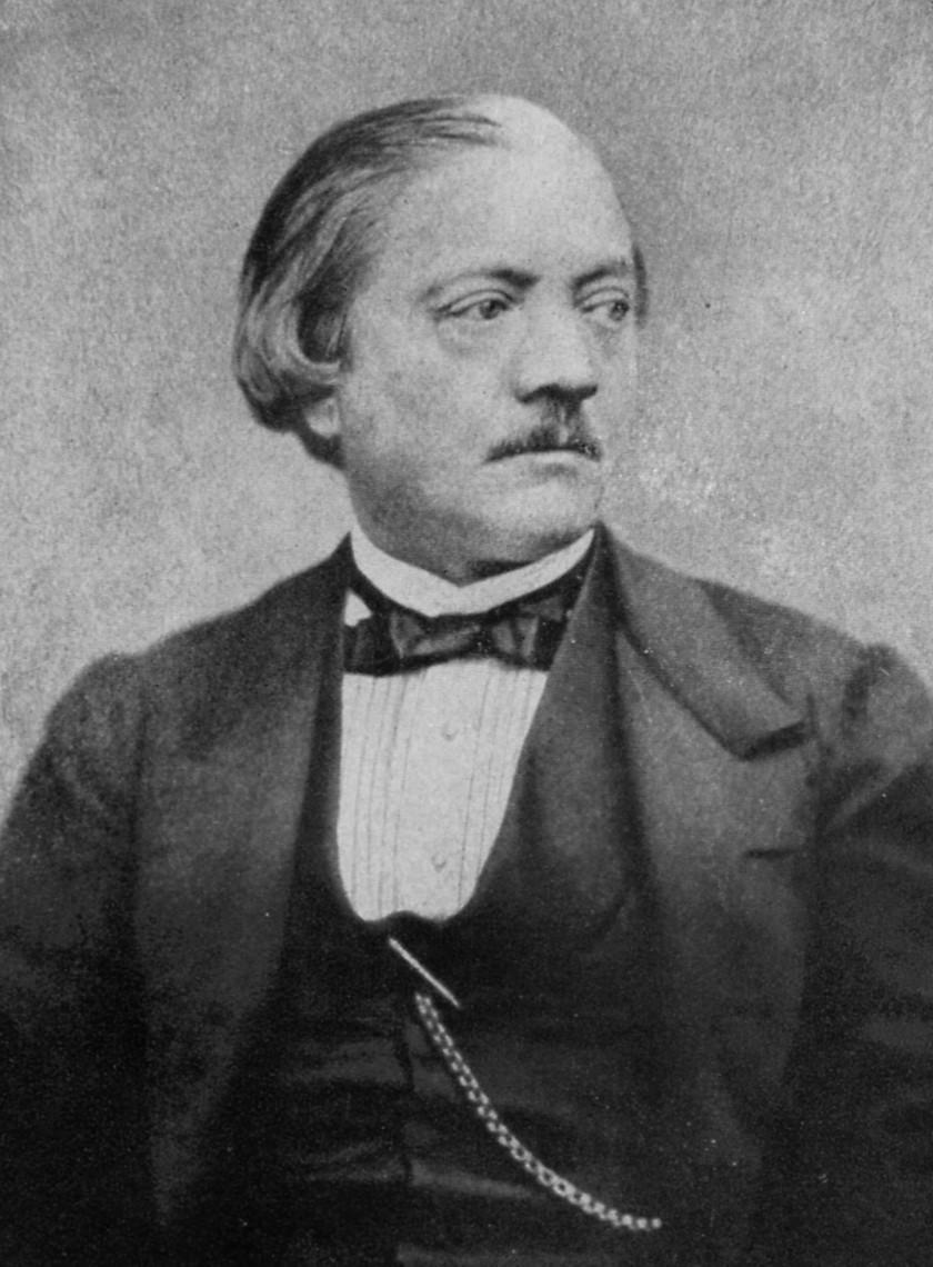 Jules Perrot, circa 1850