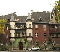 Les édifices des fonctionnaires de la colonie Wekerle, Budapest