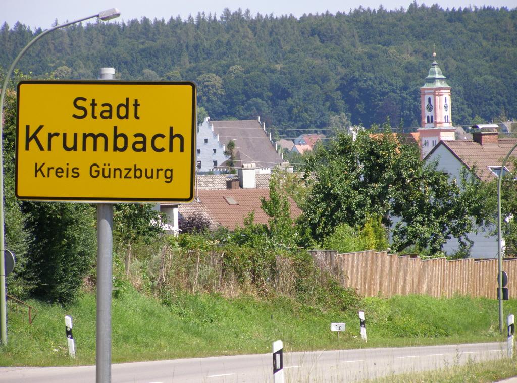 Krumbach (Schwaben) - Wikipedia, den frie encyklopædi