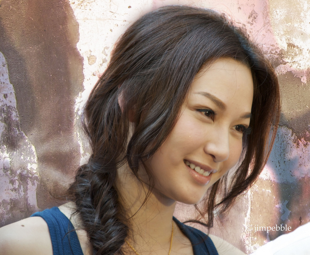 Lam ha mei wedding hairstyles