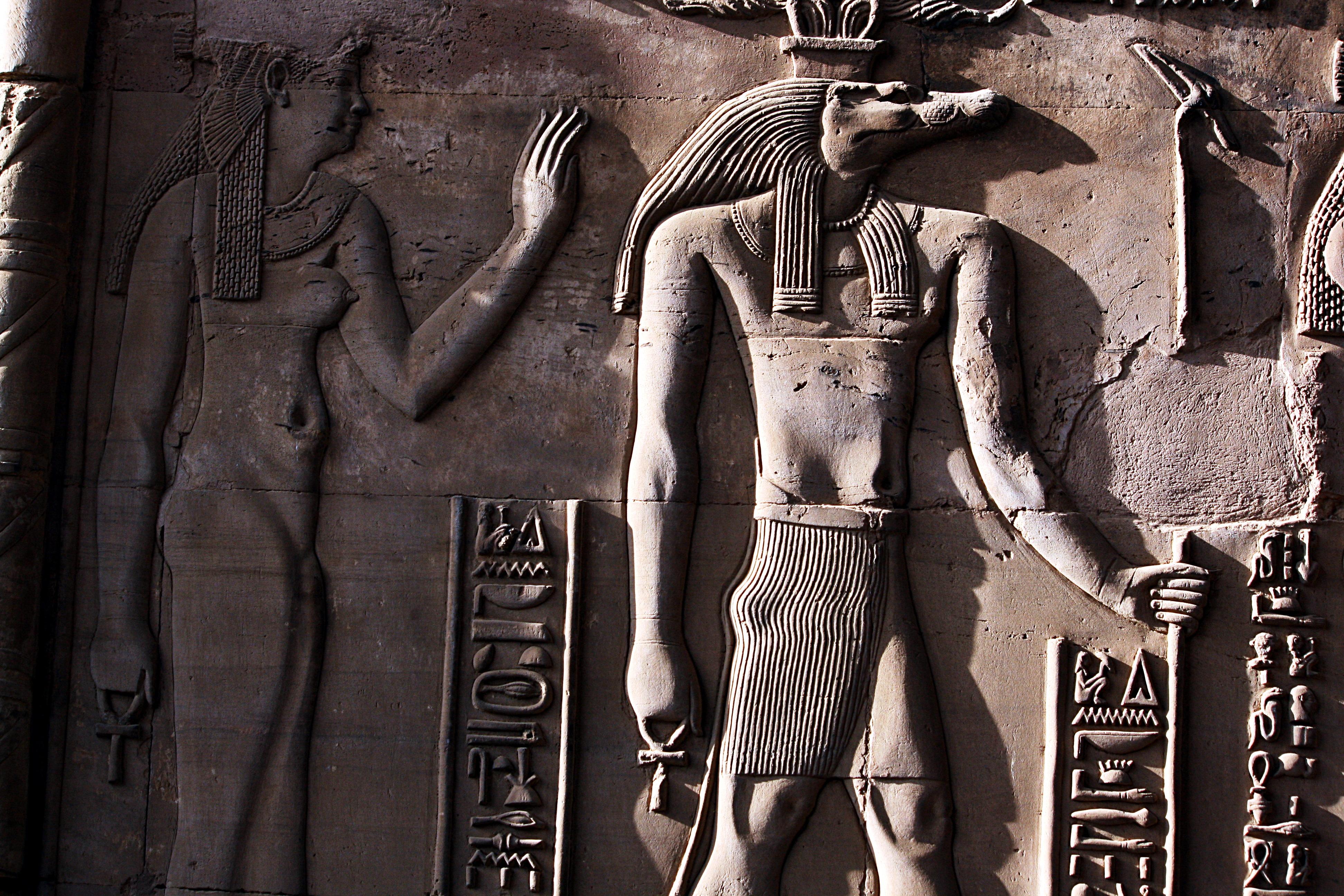 Легенды о животных: Себек - в Древнем Египте почитался как добрый бог водной стихии и разливов. фото: Commons.wikimedia.org