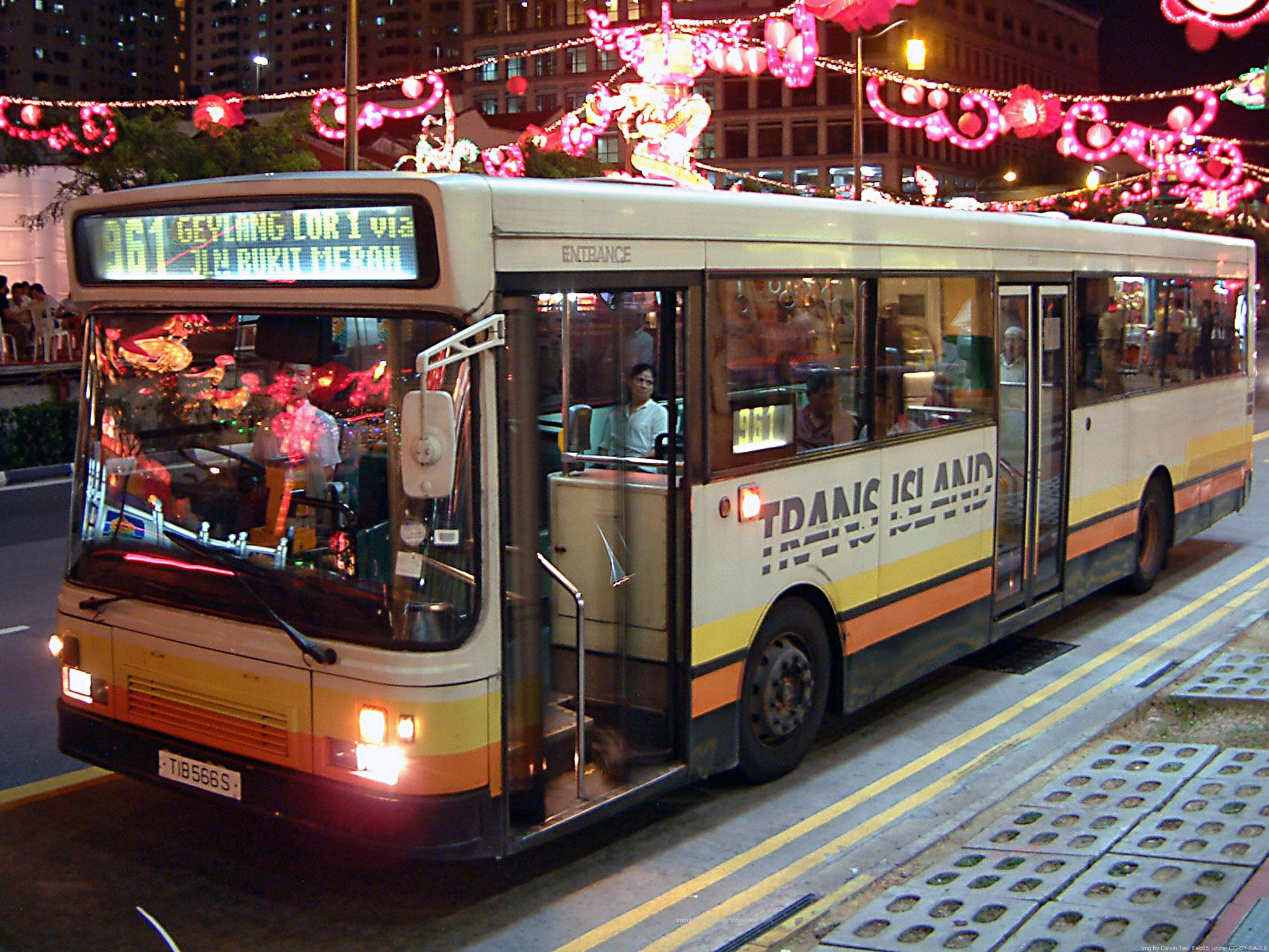 Scania L113CRL - Land Transport Guru