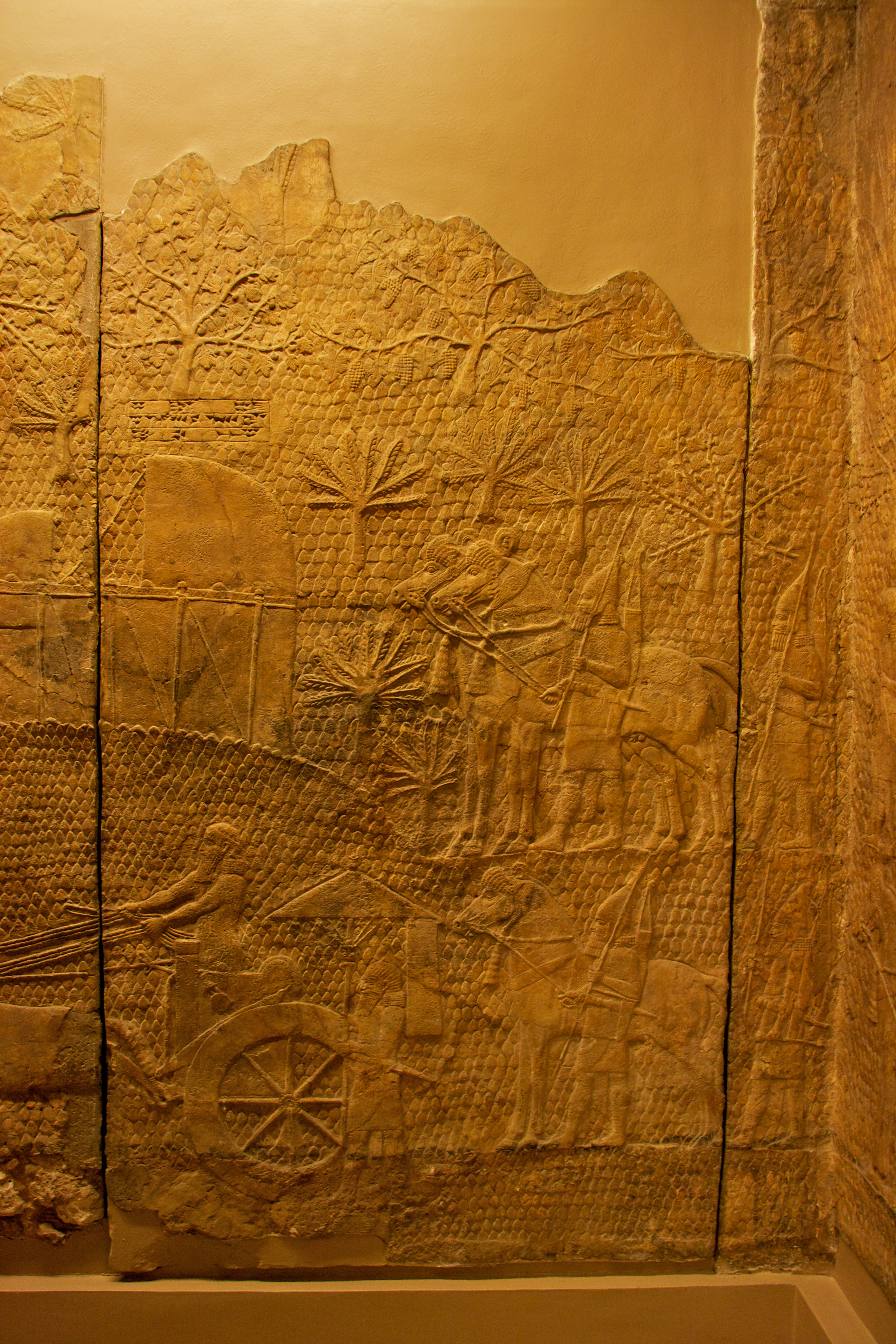 File Lachish Relief British Museum 9 Jpg Wikimedia Commons
