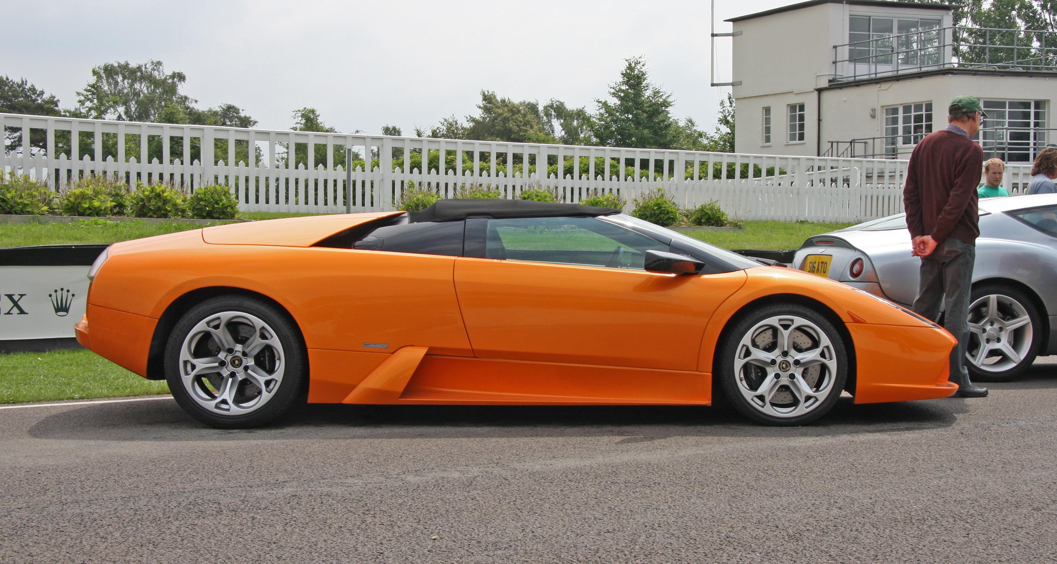 File Lamborghini Murcielago Roadster Flickr Exfordy 1 Jpg