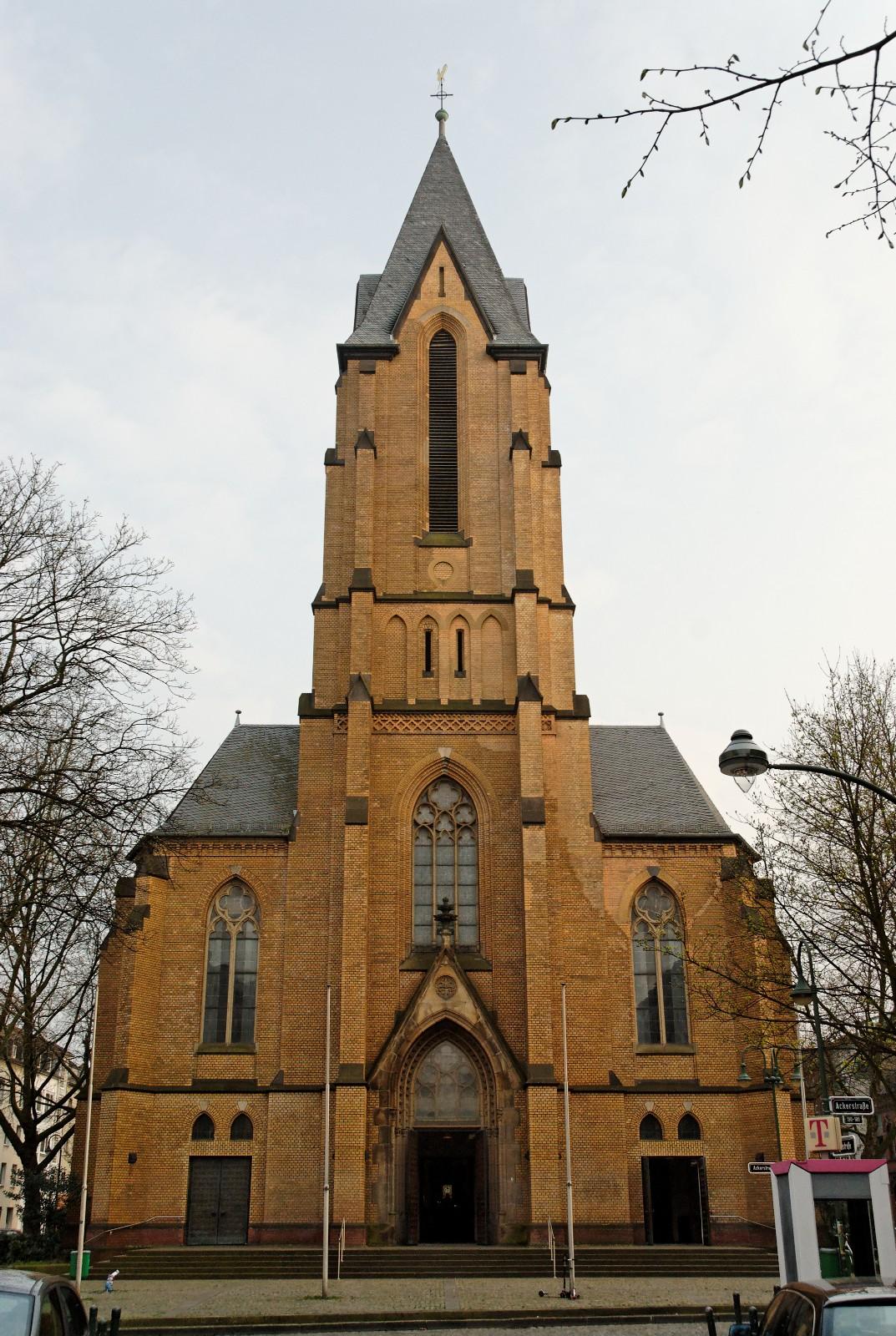 St Mari Himmelfahrt D Sseldorf Flingern Wikipedia