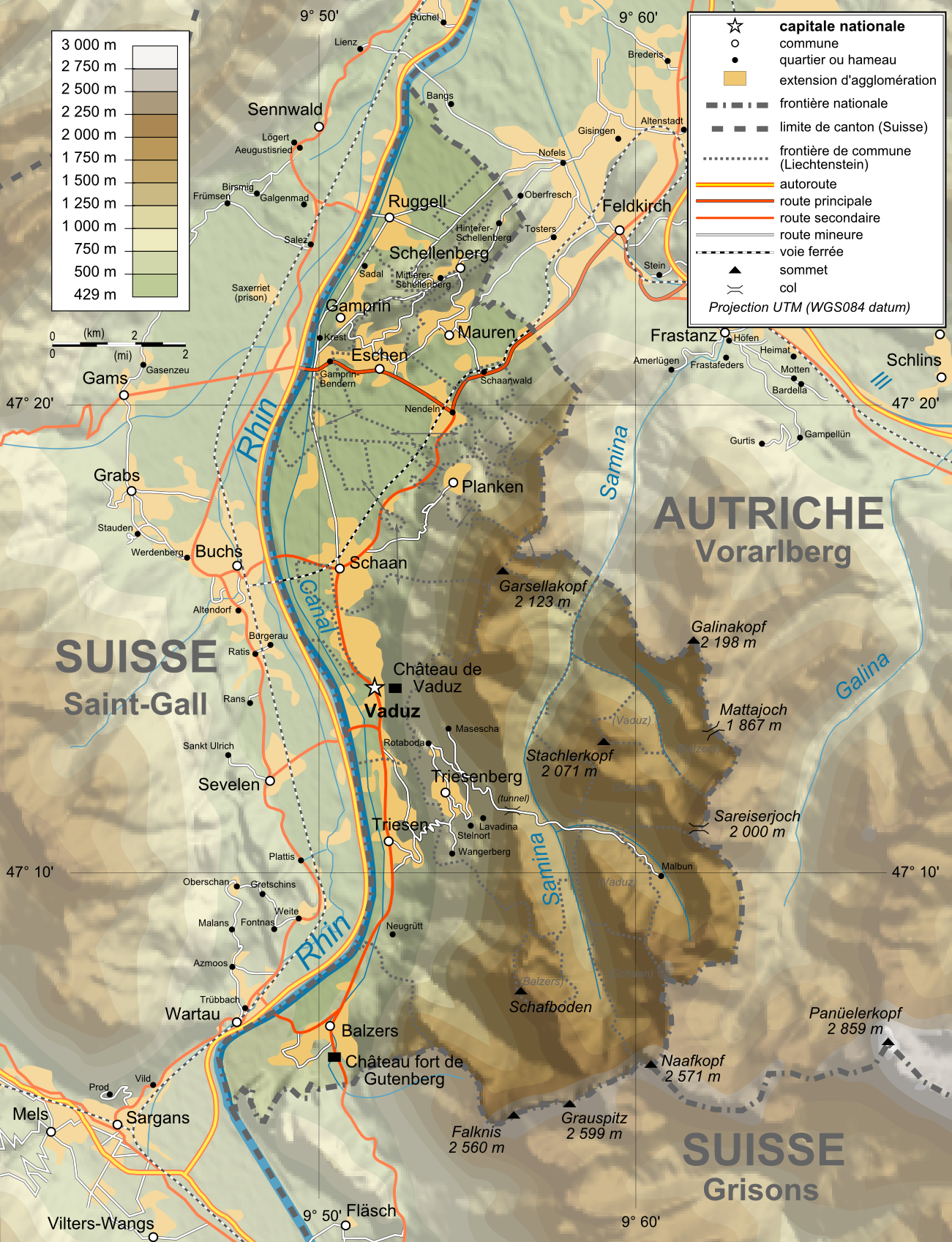 FileLiechtenstein Topographic Mapfrpng Wikimedia Commons - Liechtenstein map