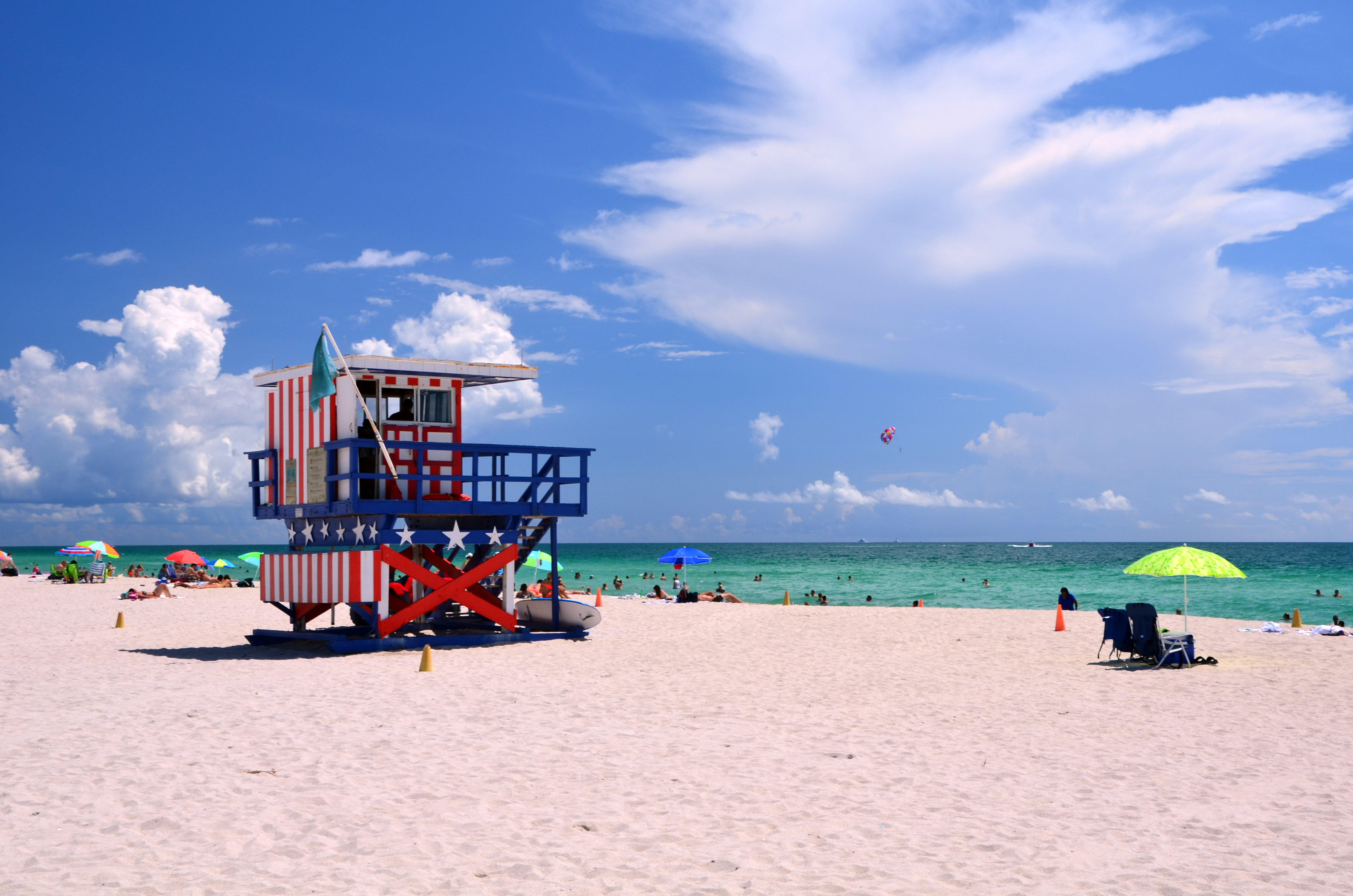 South Beach, Miami FL July 20 23 2012