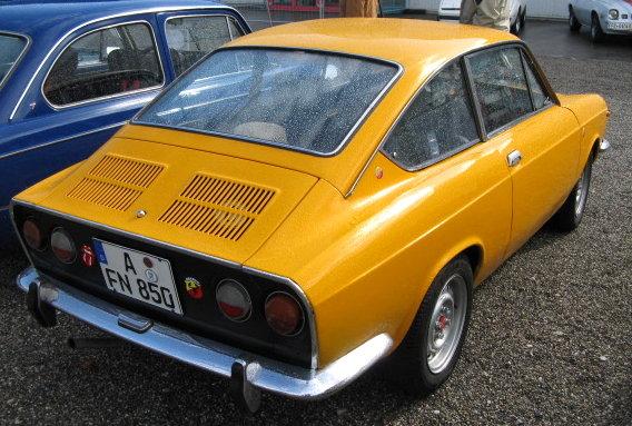 Fiat 850 coupe 39 fanale posteriore rear light ebay - Fiat 850 coupe sport a vendre ...