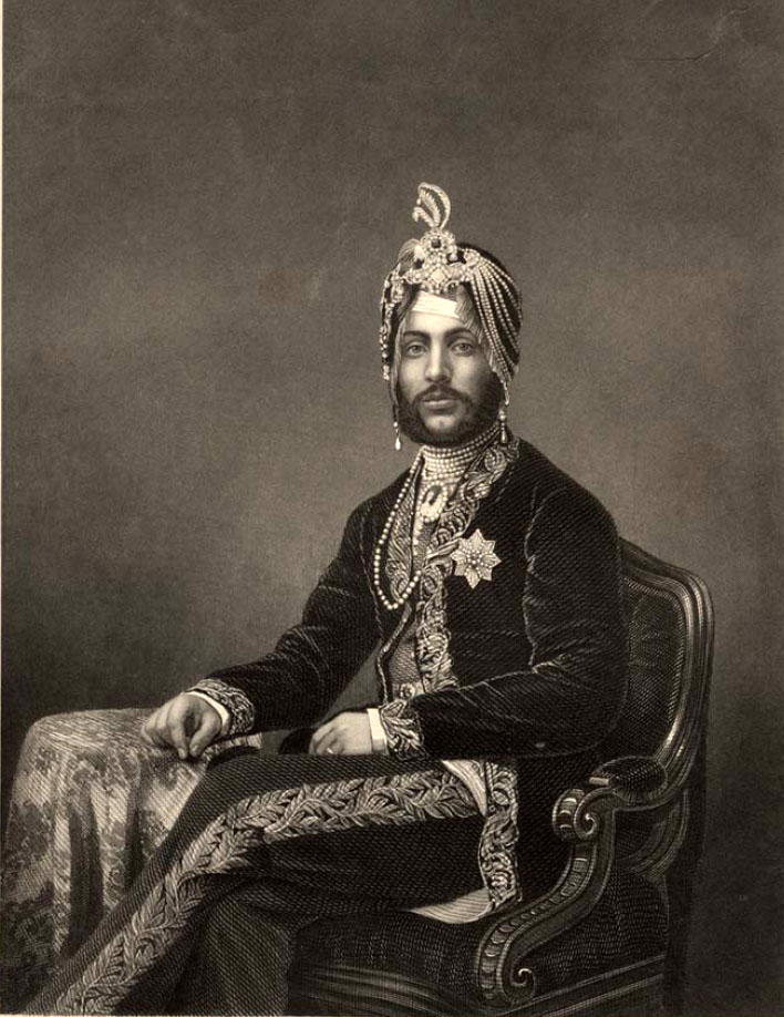 a biography of maharaja dalip singh Maharaja ranjit singh was the founder of the sikh empire based in the punjab region he came to power in the early half of the 19th century, and his empire existed from 1799 to 1849.