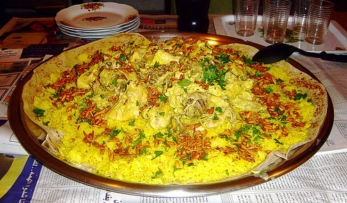 Comida jordana recetas