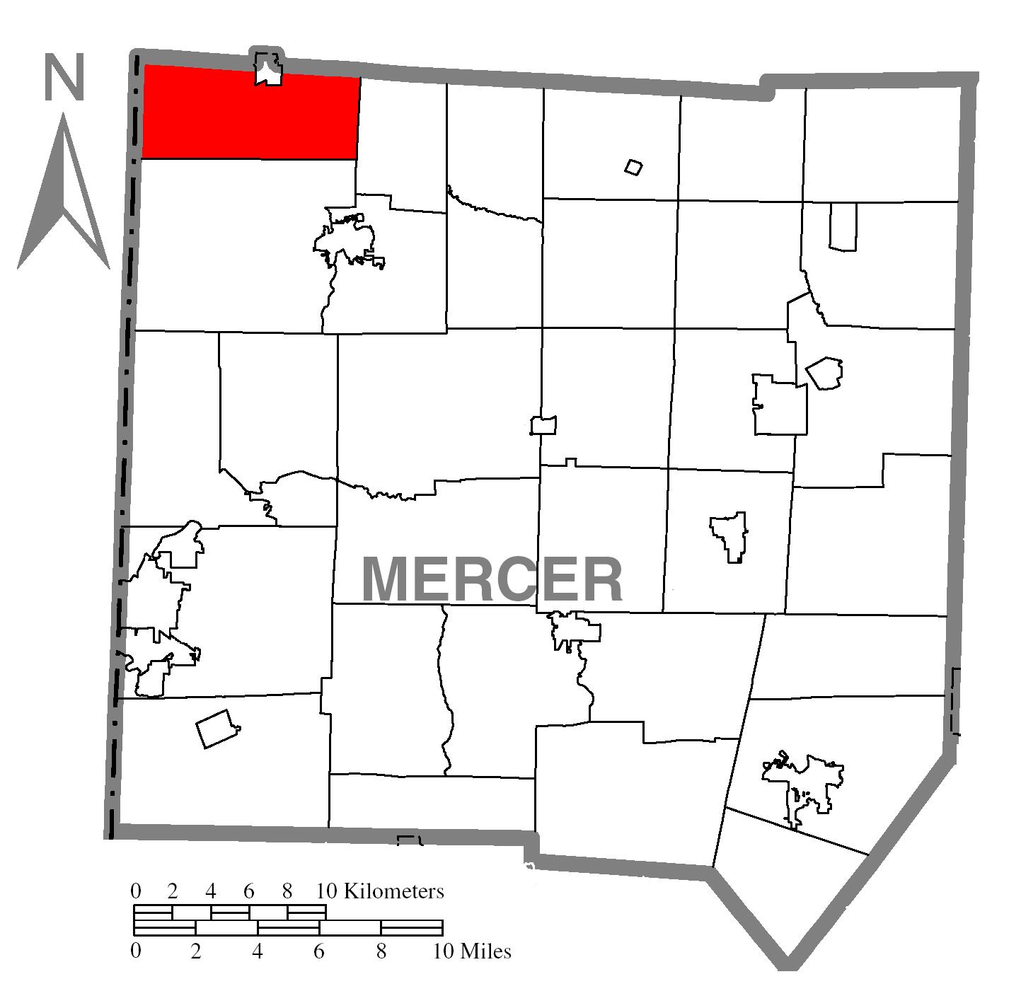 Greene Township, Mercer County, Pennsylvania - Wikipedia