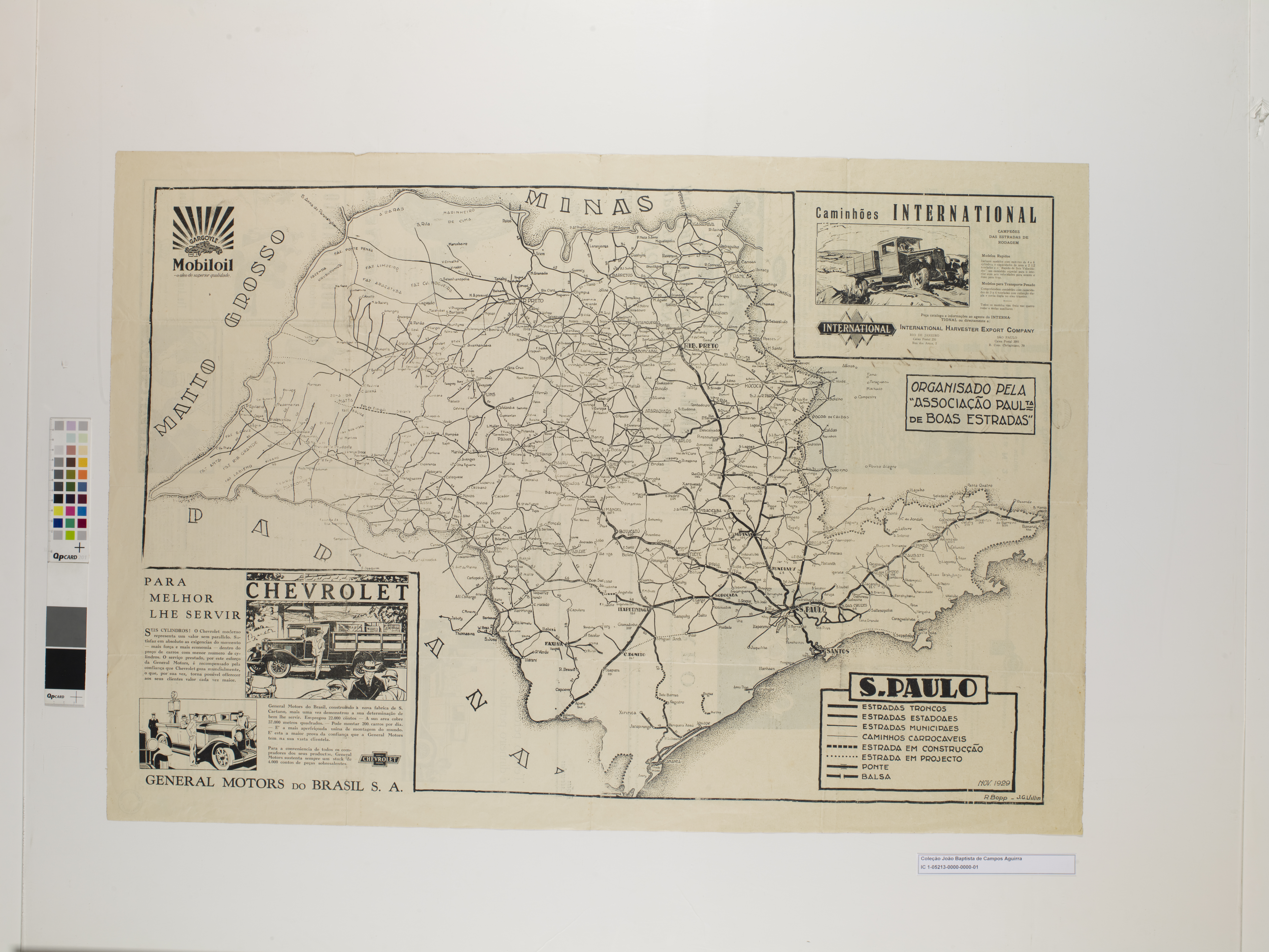 File Mapa De Estradas De Rodagem 1 Acervo Do Museu Paulista Da