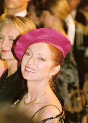 Marie-France Pisier au Festival de Cannes 1992 - Wikipedia Orange