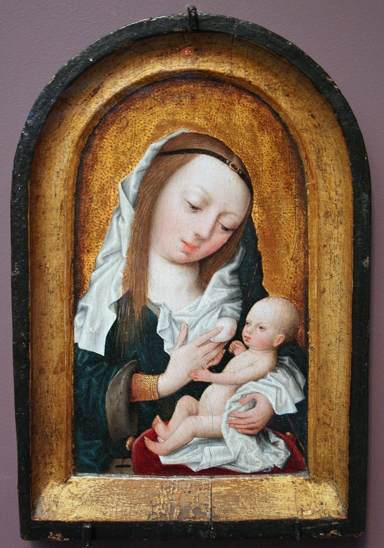 File Meester Van De Legende Van De Heilige Magdalena