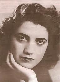 Meira Delmar Colombian poet (1922-2009)