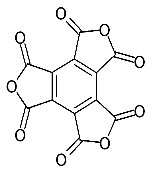 File:Mellitic-acid-anhydride.png - Wikipedia, the free encyclopedia