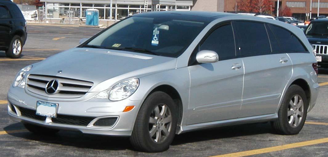 Mercedes Benz R Bluetec Fuel Economy