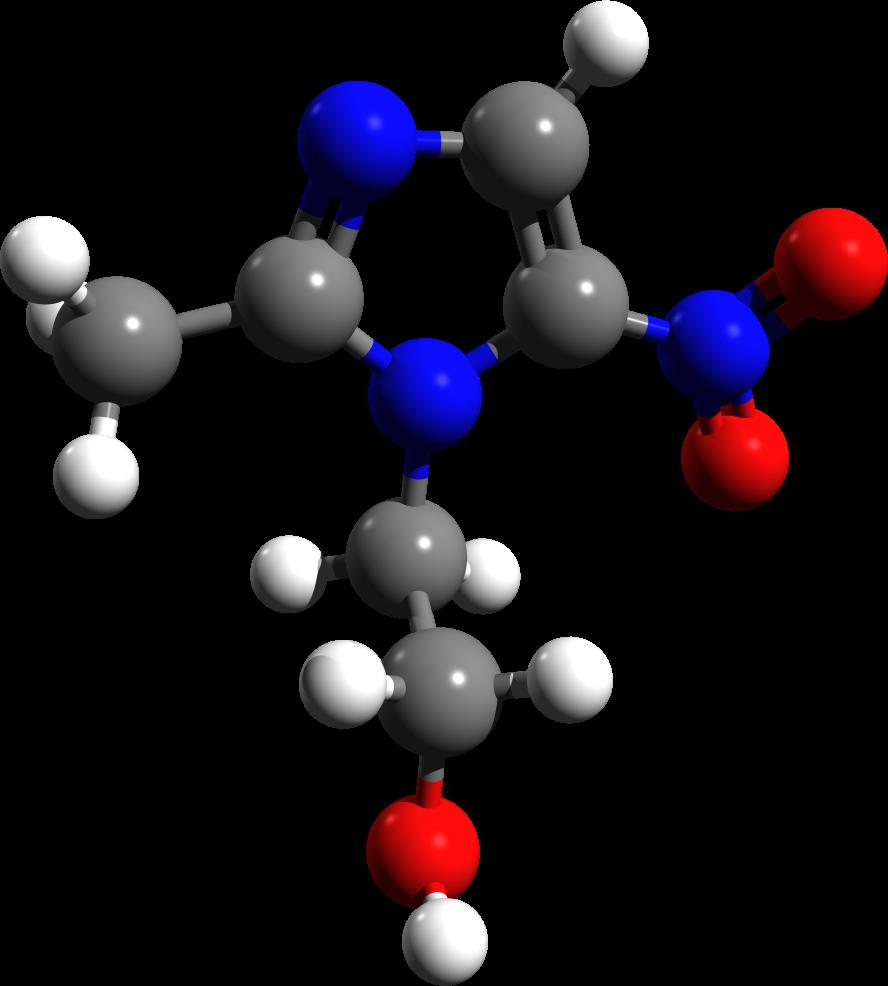 Enfermedad Inflamatoria Pélvica: 500 mg por vía oral cada 12 horas. El   metronidazol oral es parte de un régimen recomendado para el tratamiento de la