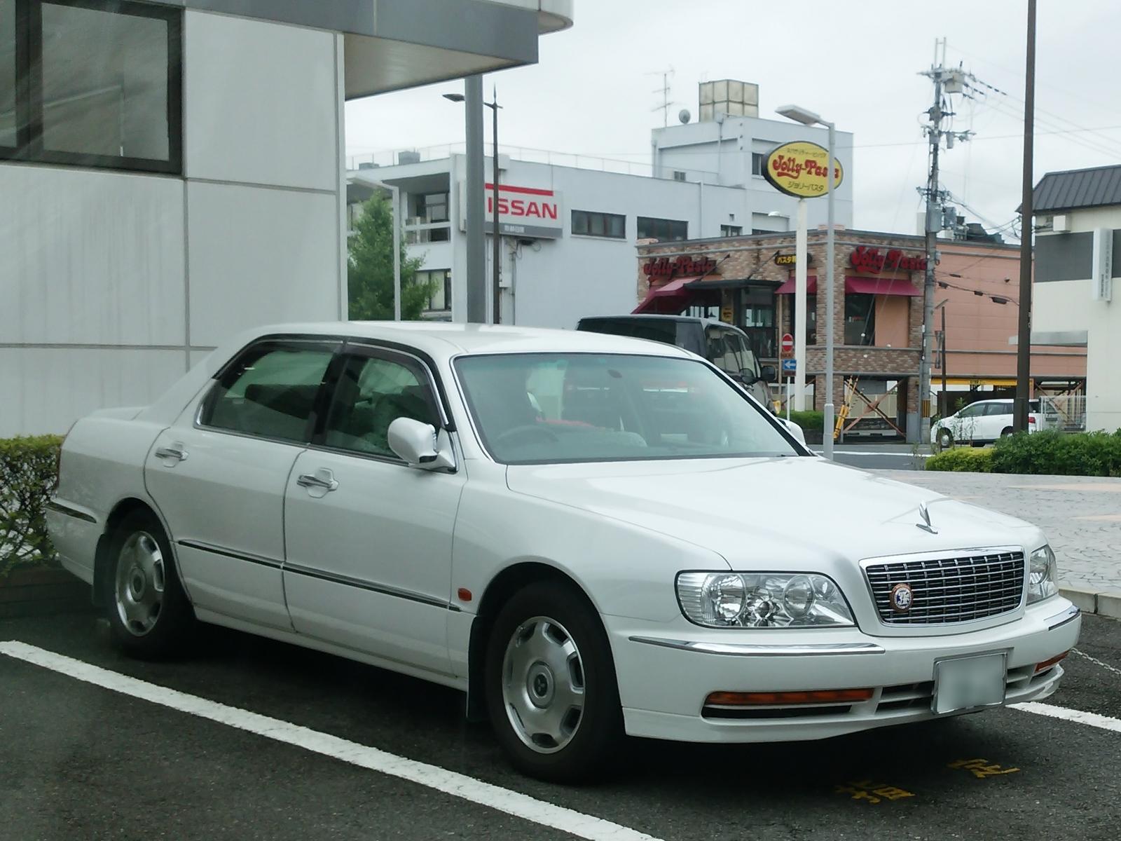 Mm Auto Sales >> Mitsubishi Proudia - Wikipedia
