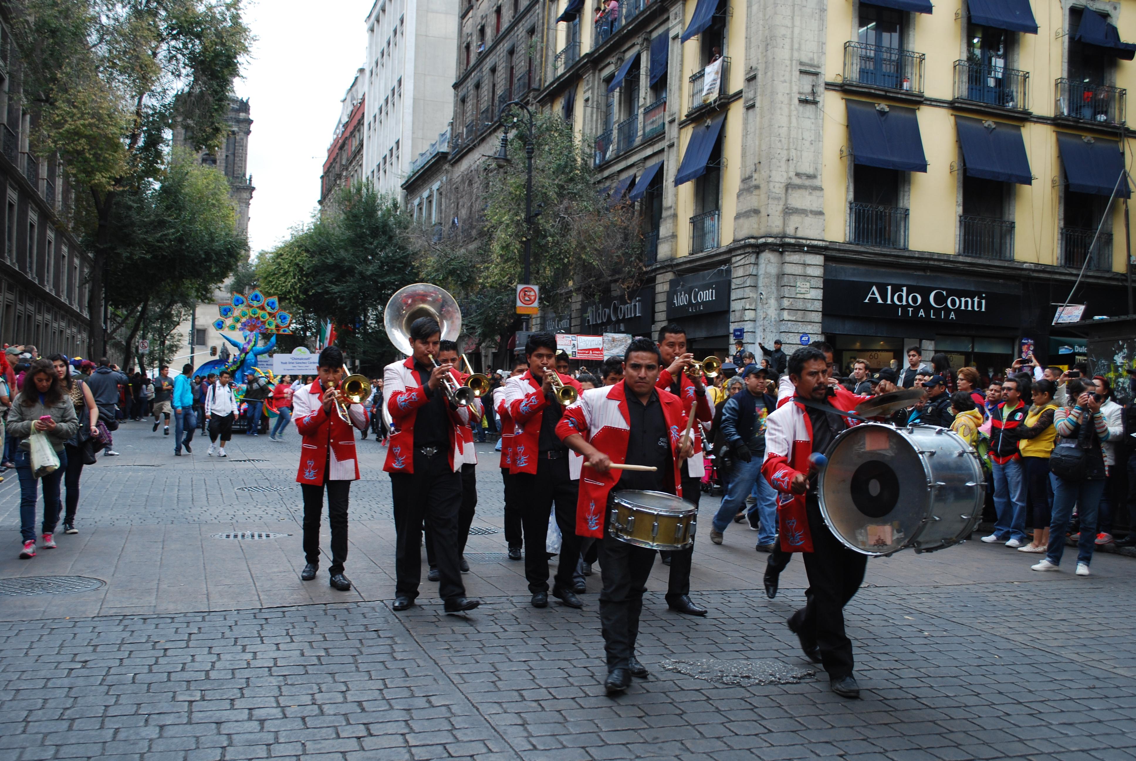 Banda (genere musicale) - Wikipedia