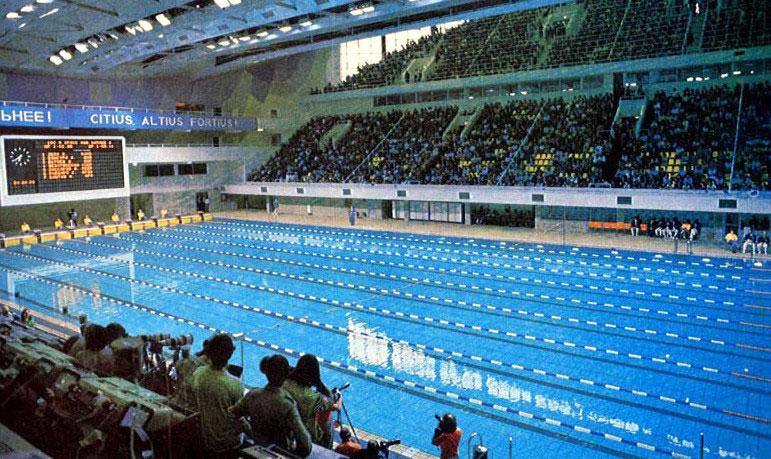 svensk simmare os silver 1980