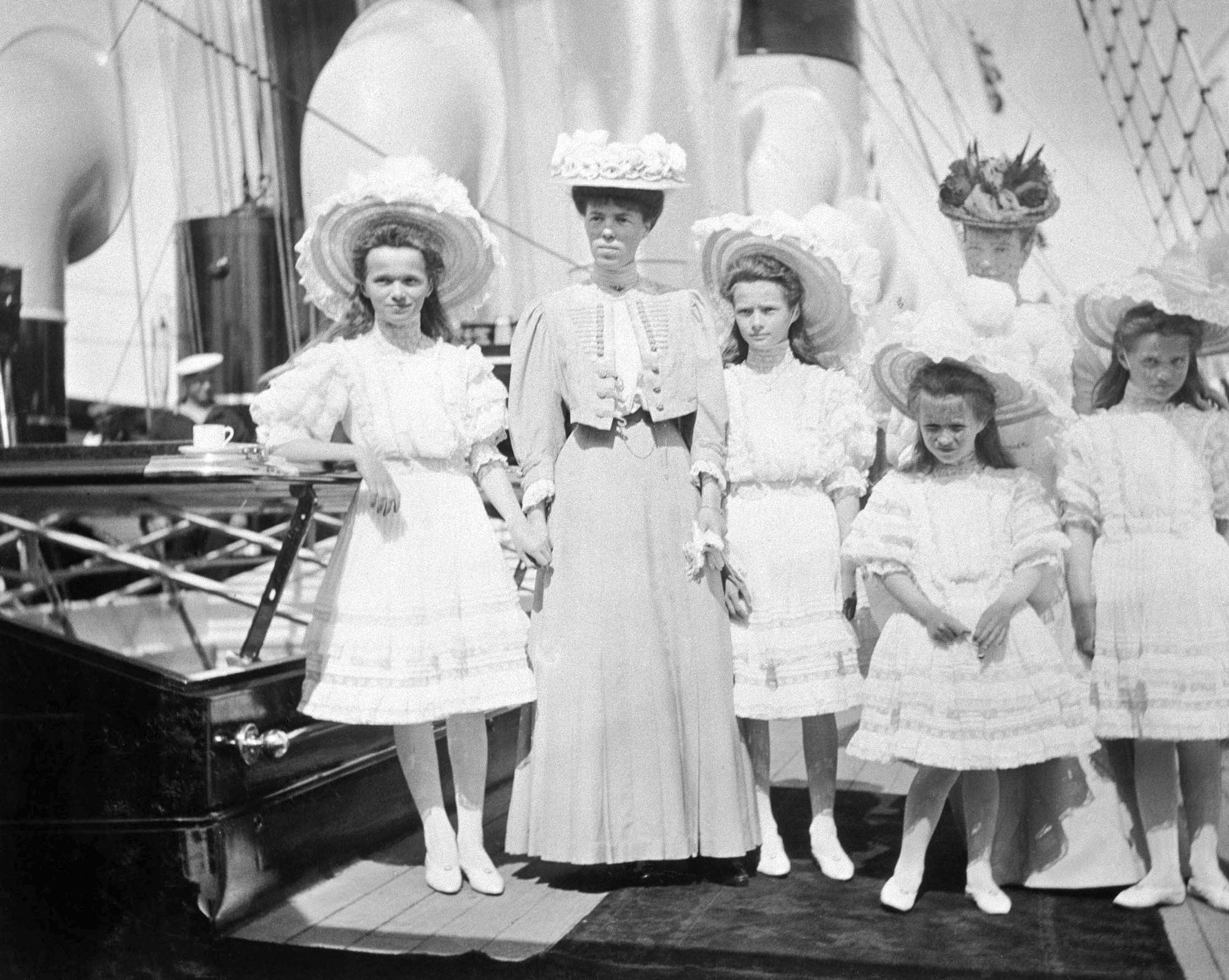 Nicholas II - the last Russian tsar from the Romanov dynasty 62