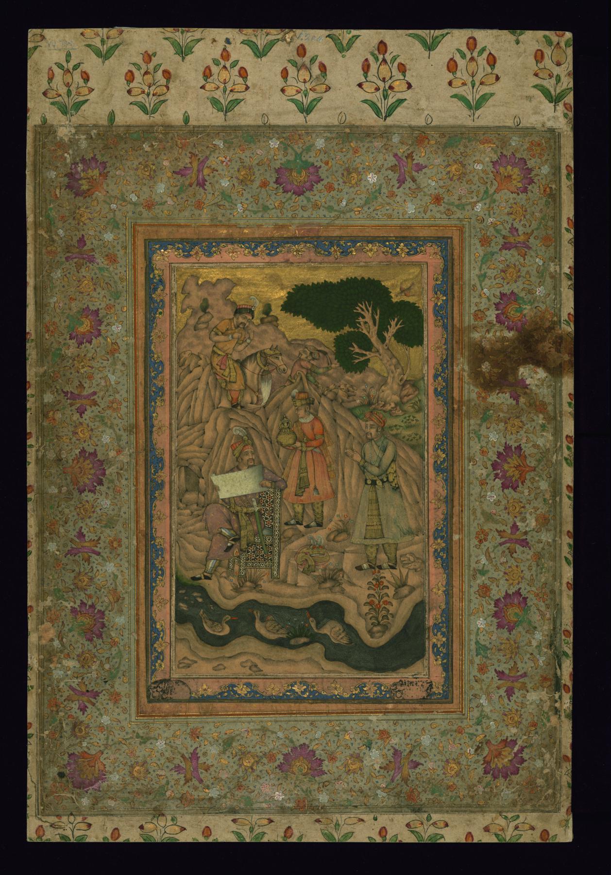 Essay: Mughal Empire