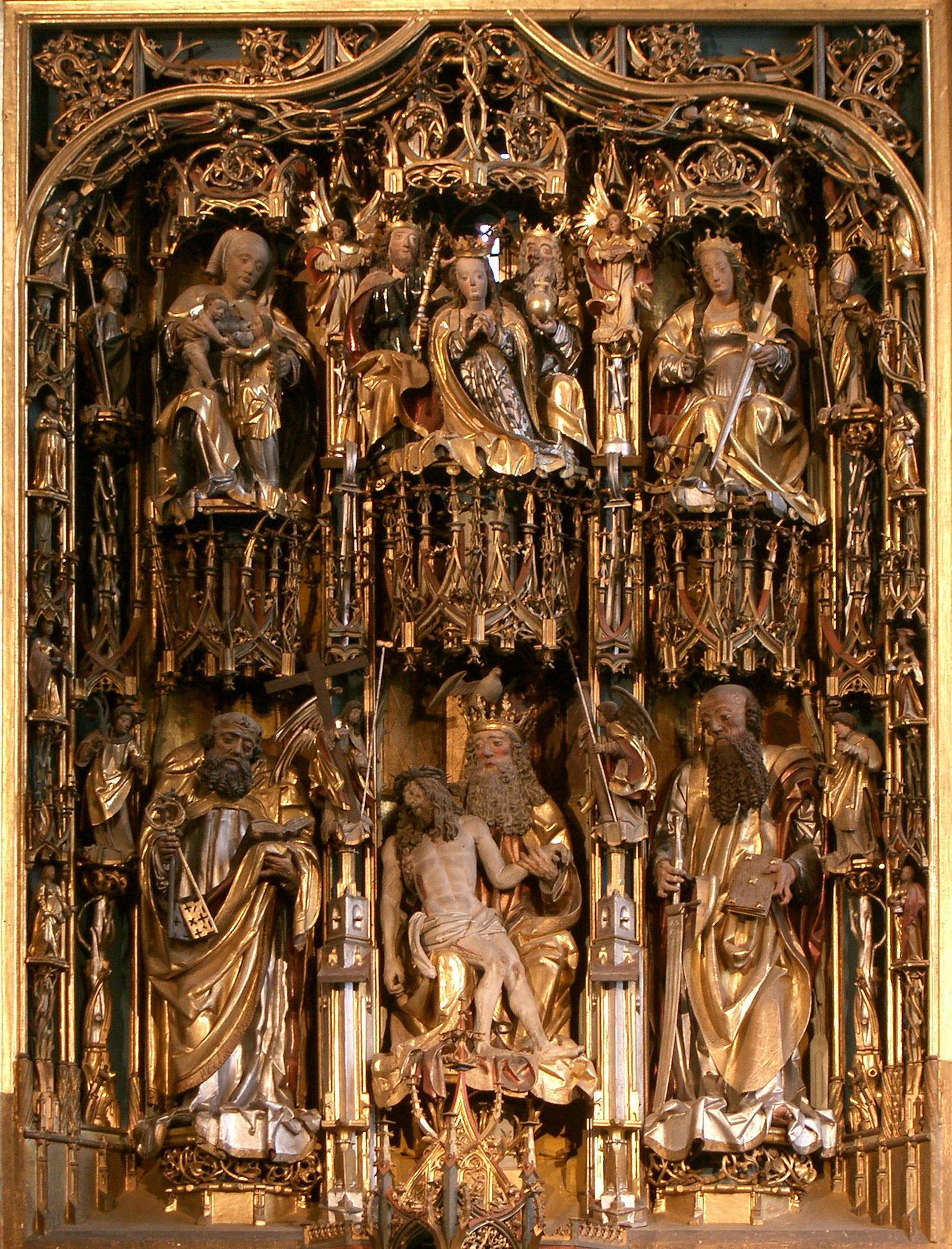 NLana Pfarrkirche Altar Detail.JPG