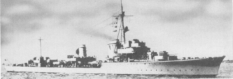 Destroyers at Narvik