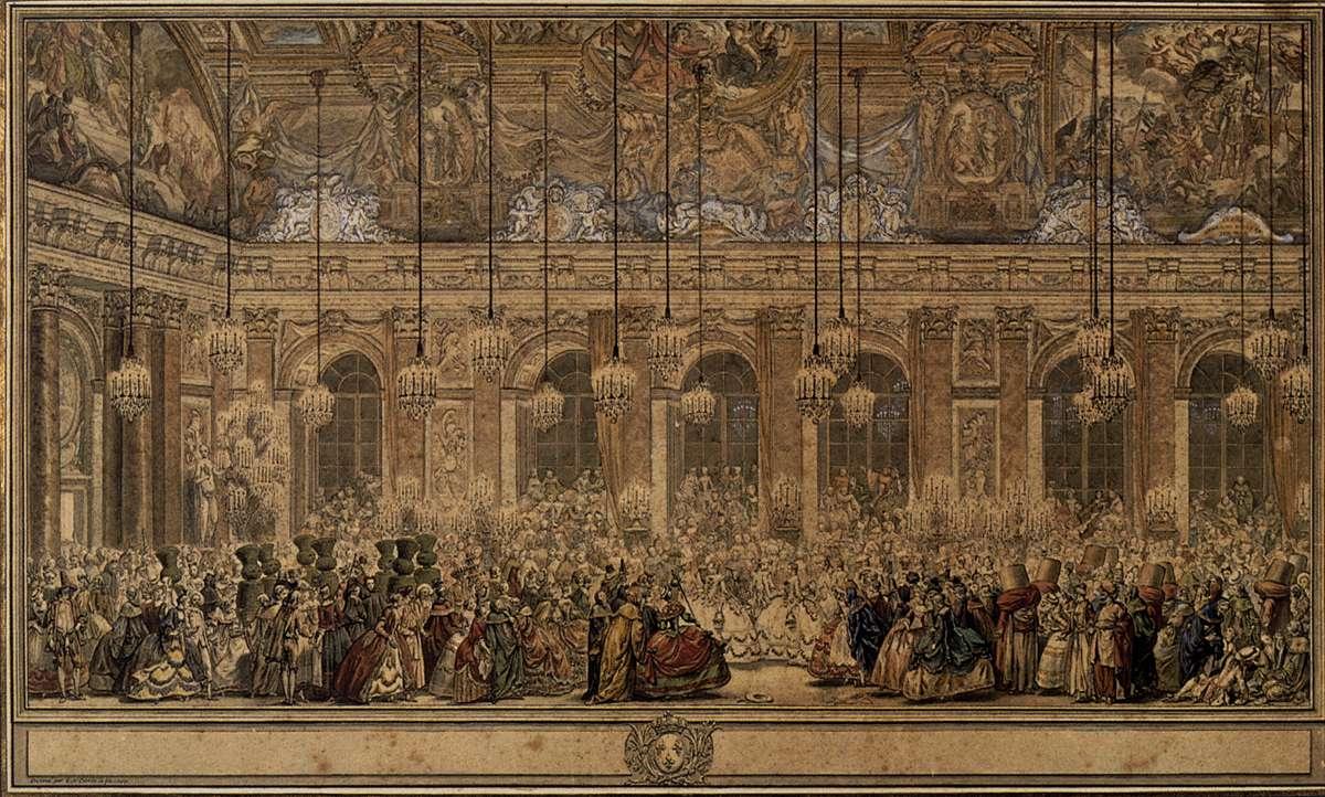 Fiestas De Versalles Wikipedia La Enciclopedia Libre