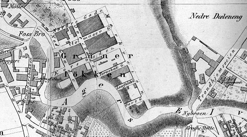 kart over grunerløkka Ny York (Oslo) – Wikipedia kart over grunerløkka