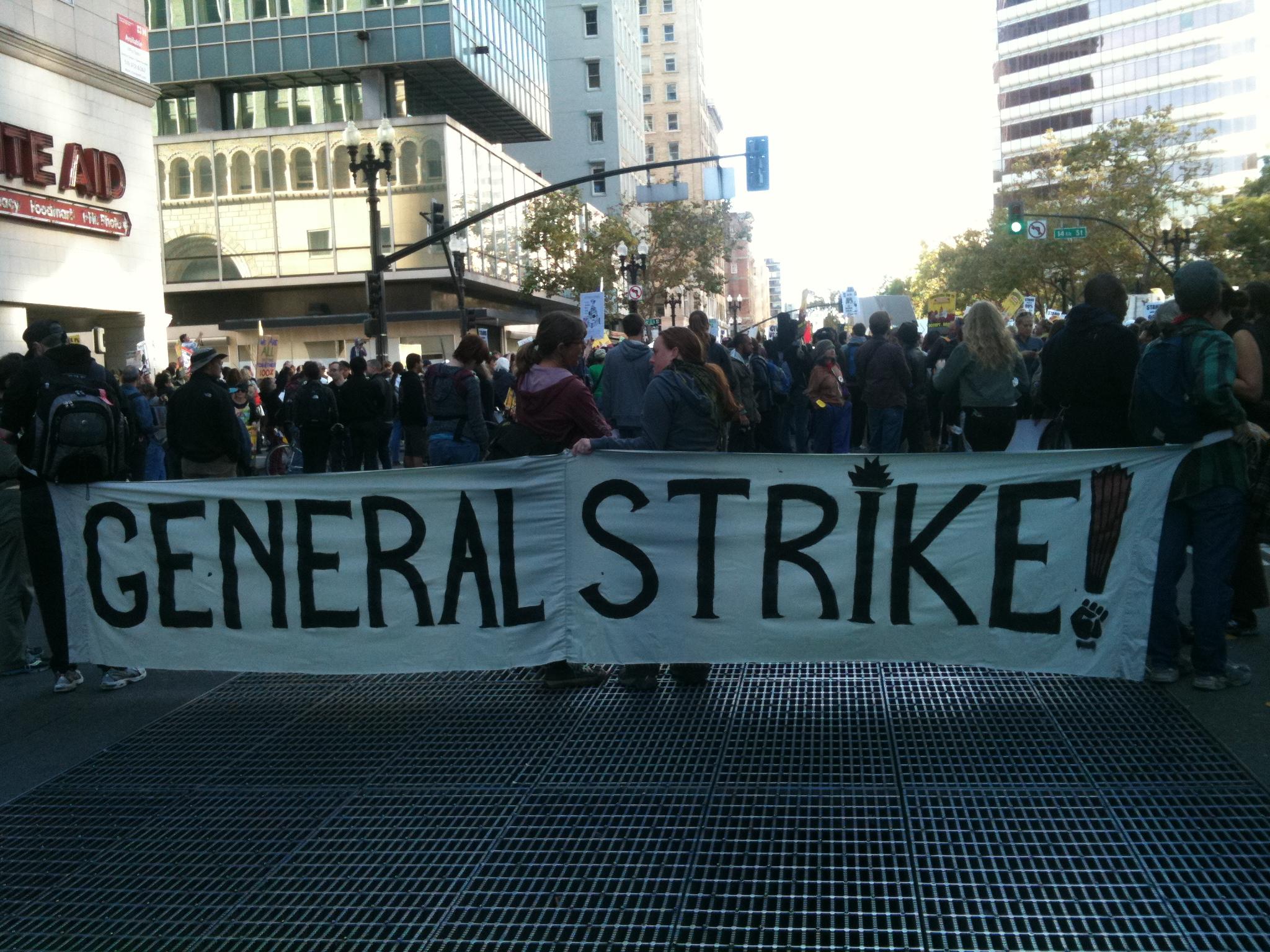 strike is