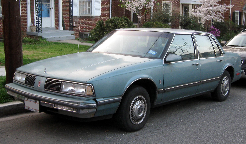 Last Car In Buick City
