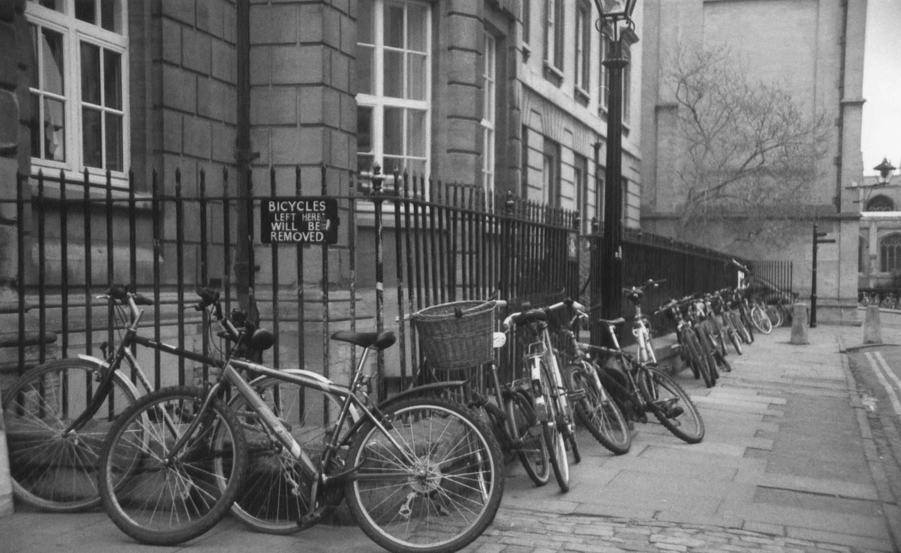 Oxford bikes