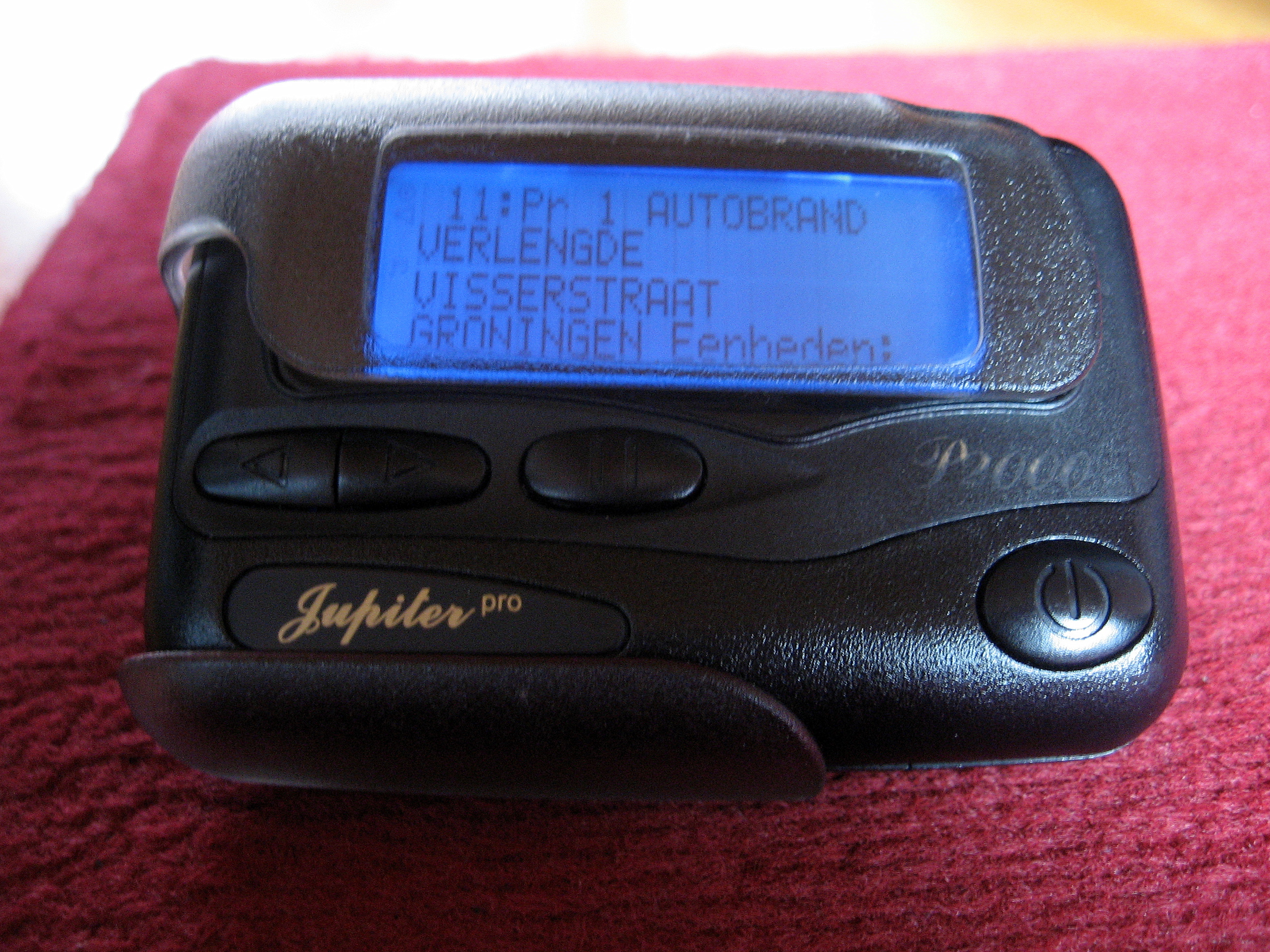 Pager (©wikimedia)