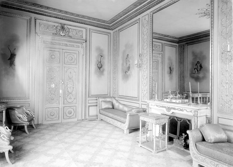 File palais de l 39 elys e salon d 39 argent porte et for Salon ce paris
