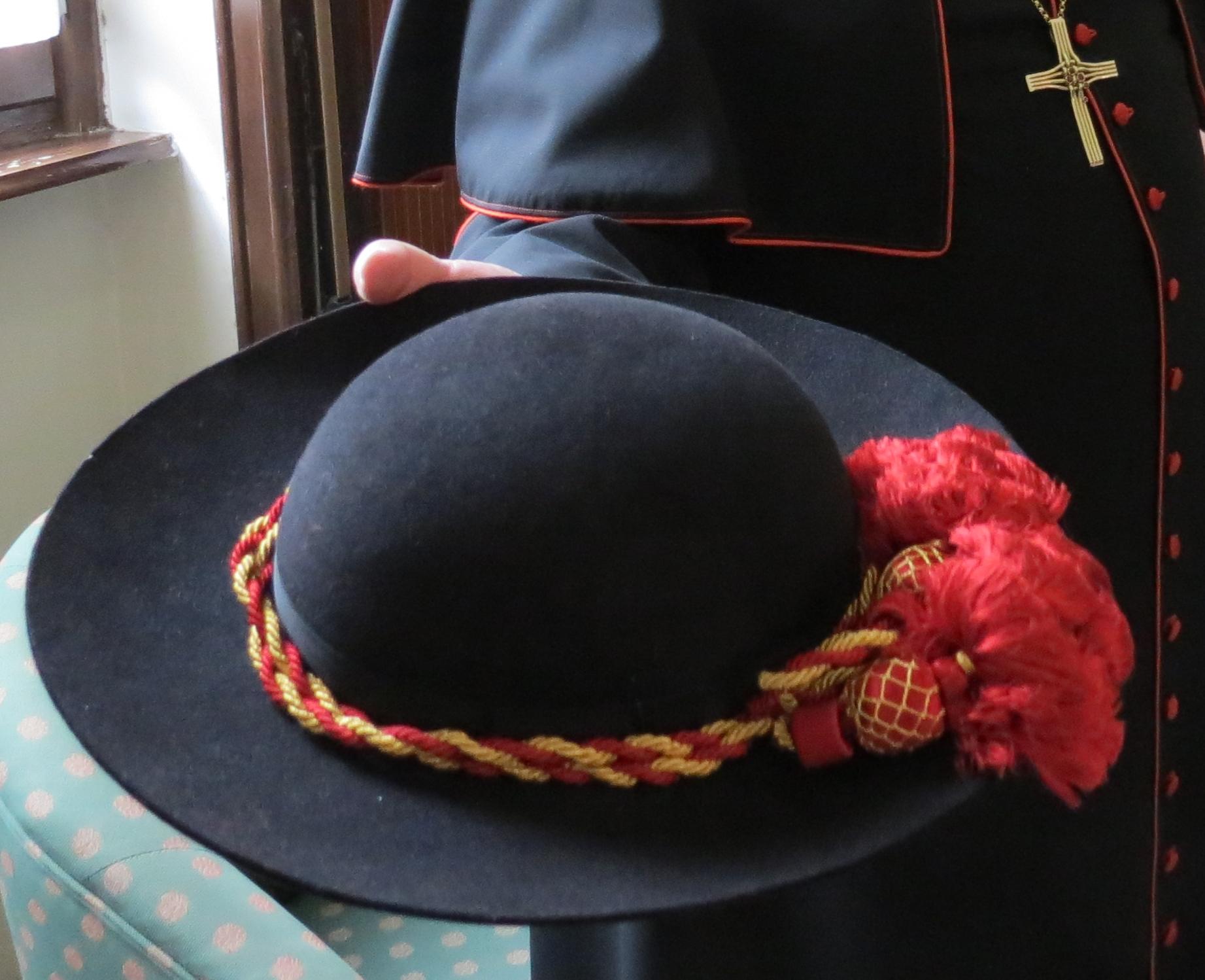 654b160fc2c Pastýřský klobouk – Wikipedie