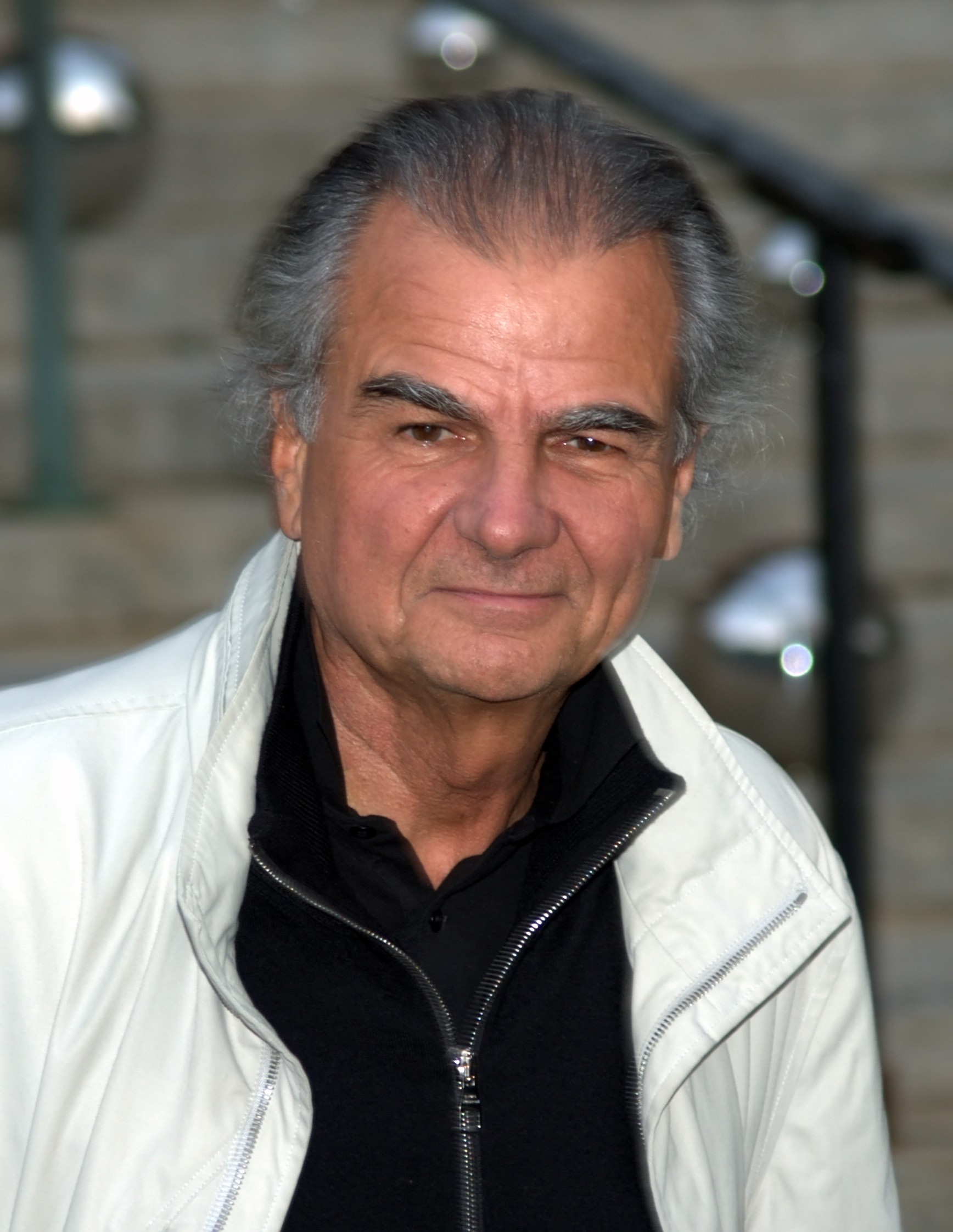 Image of Patrick Demarchelier from Wikidata