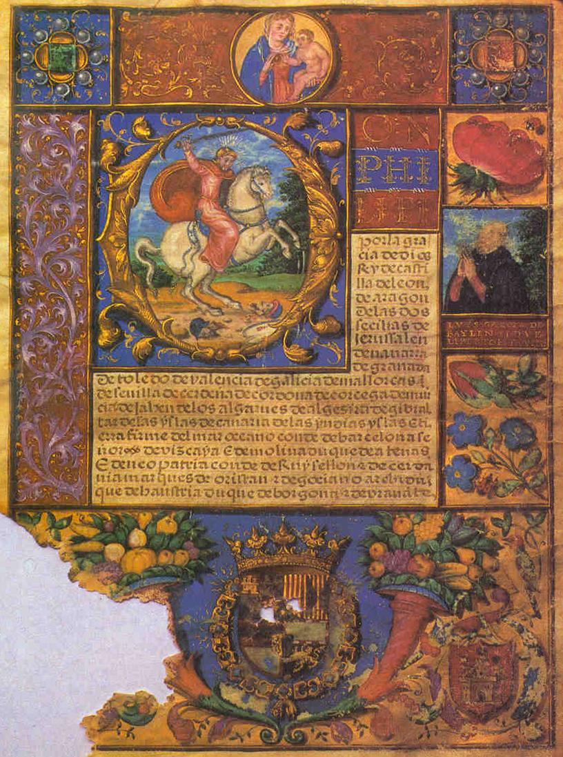 Depiction of Fuero
