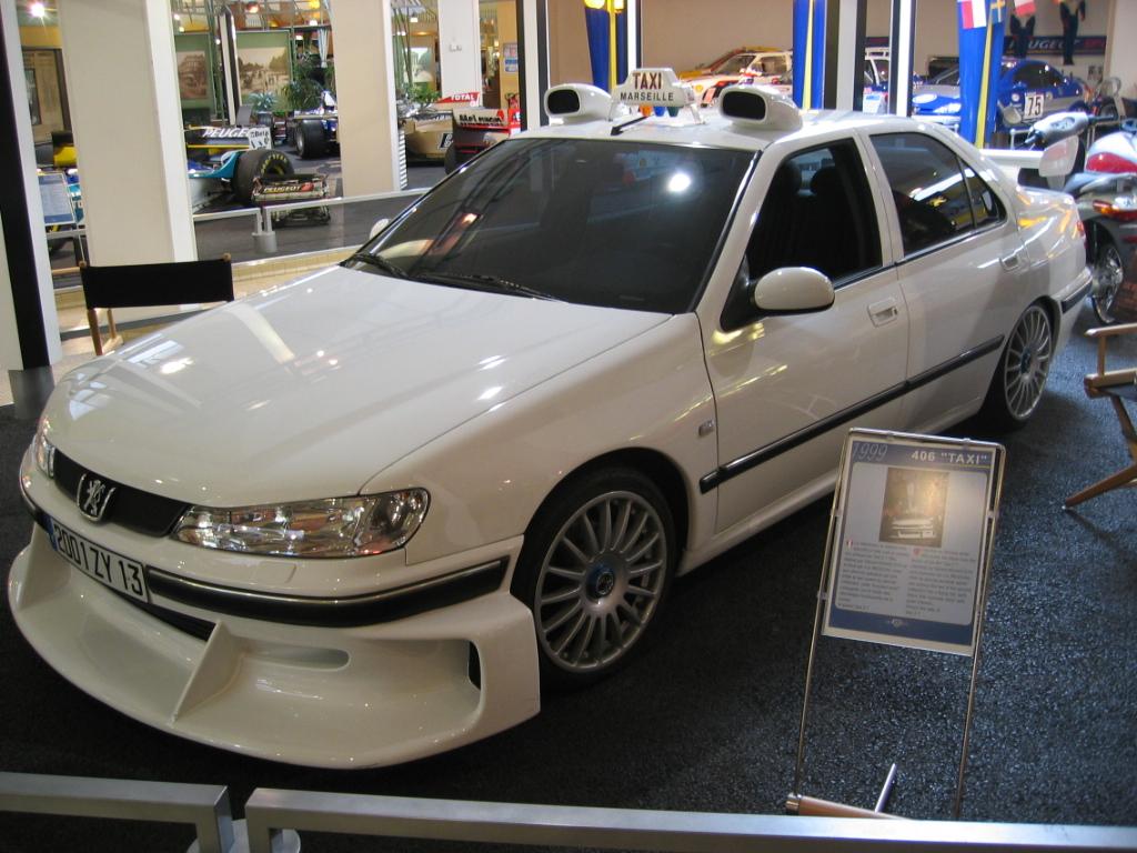Peugeot 406 wiki