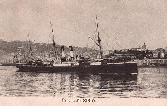 Sirio Piroscafo Wikipedia
