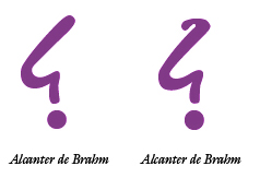 Versions d'Alcanter de Brahm.