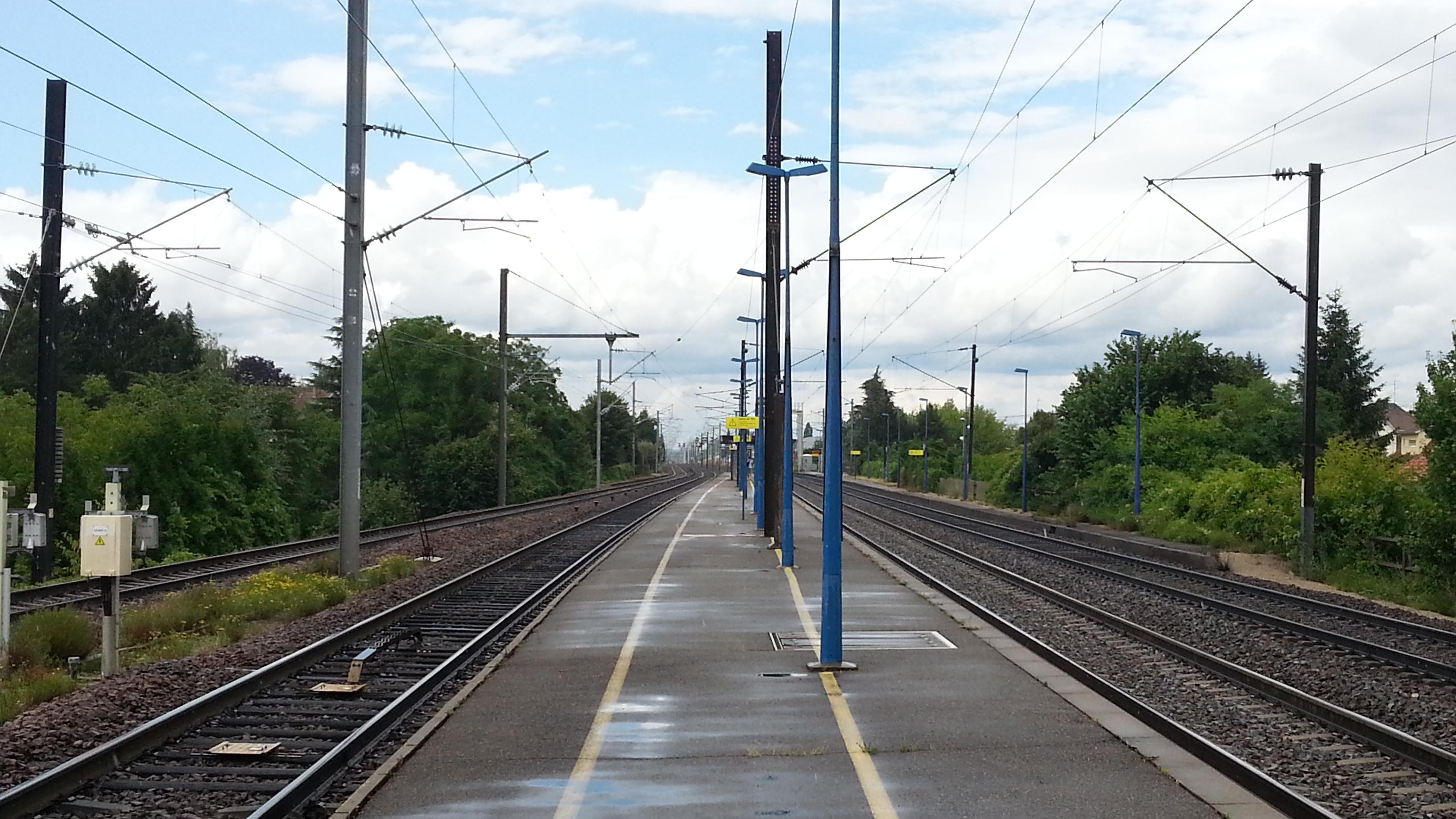 Station Mundolsheim