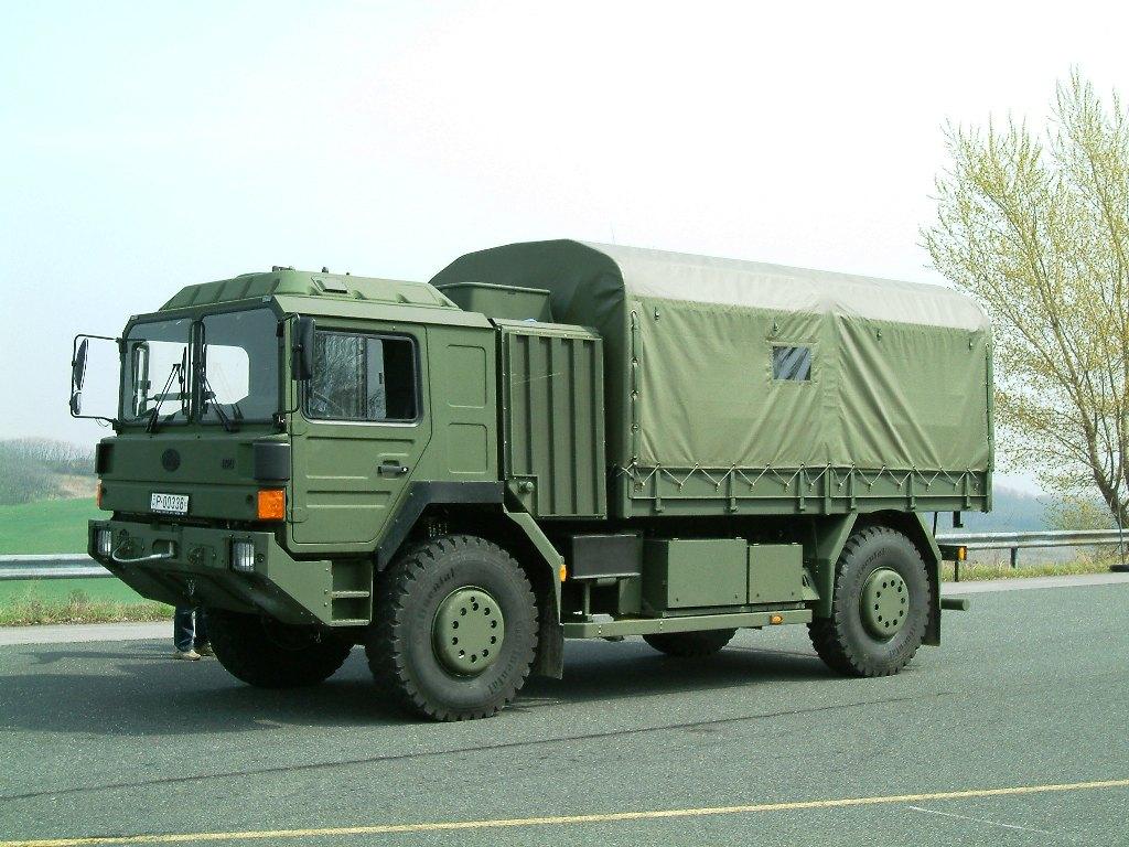 Rába H-14 terepjáró kamion