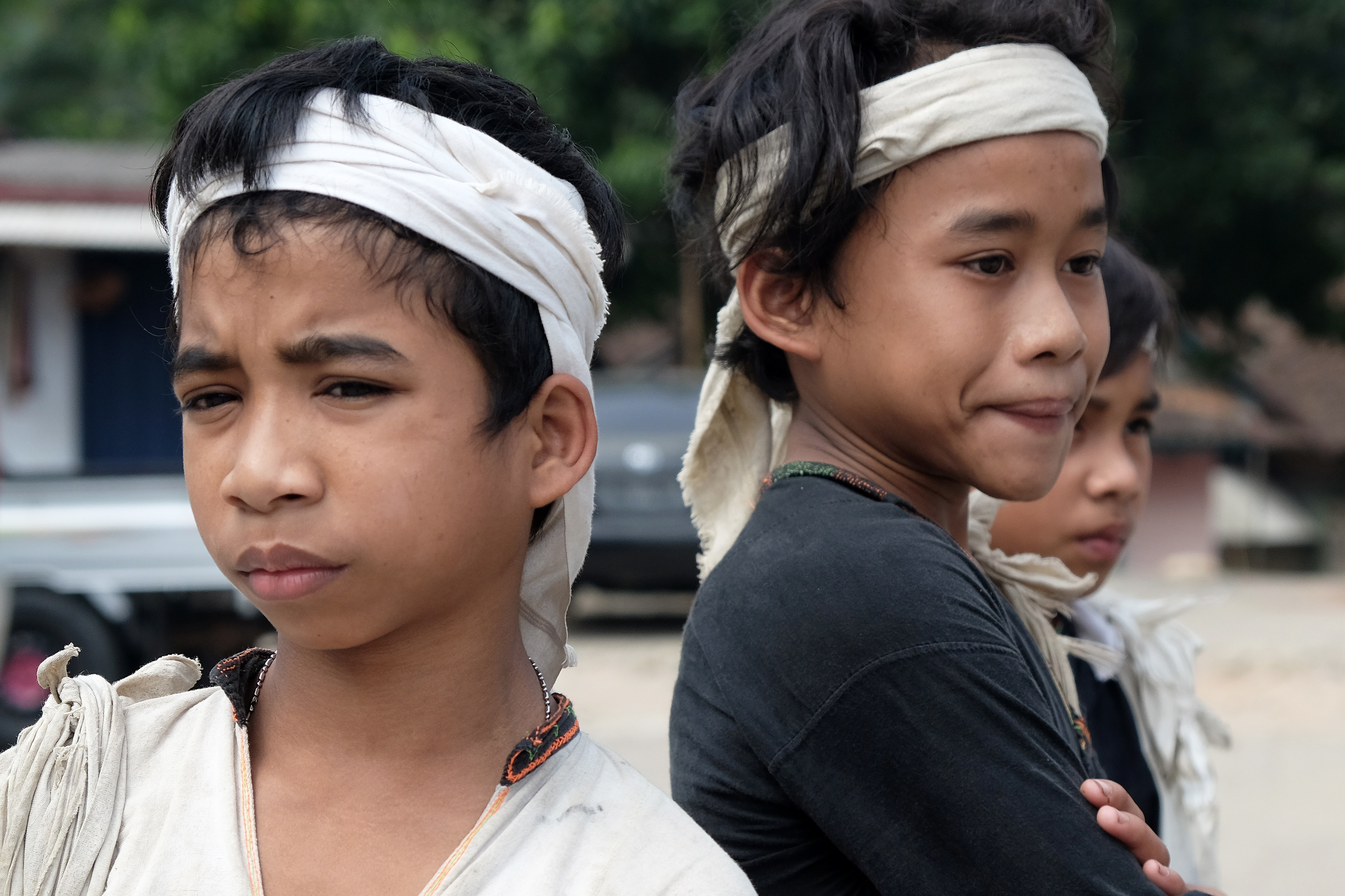 Pakaian Adat Suku Baduy Banten