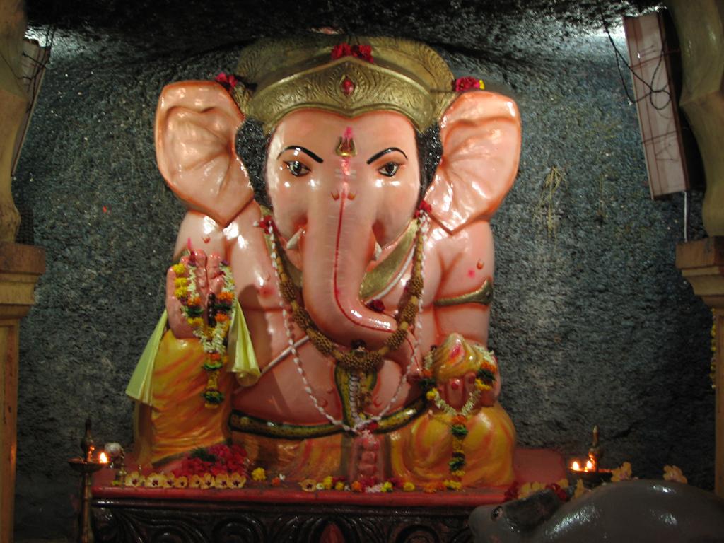 Ganapati Temple Redi
