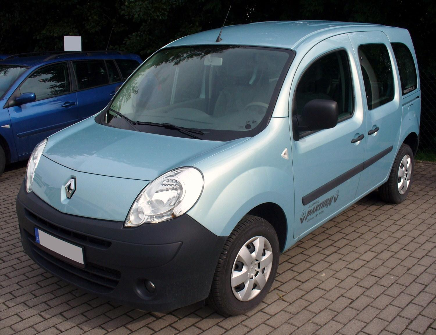 file renault kangoo ii phase i mint blau jpg wikimedia commons. Black Bedroom Furniture Sets. Home Design Ideas