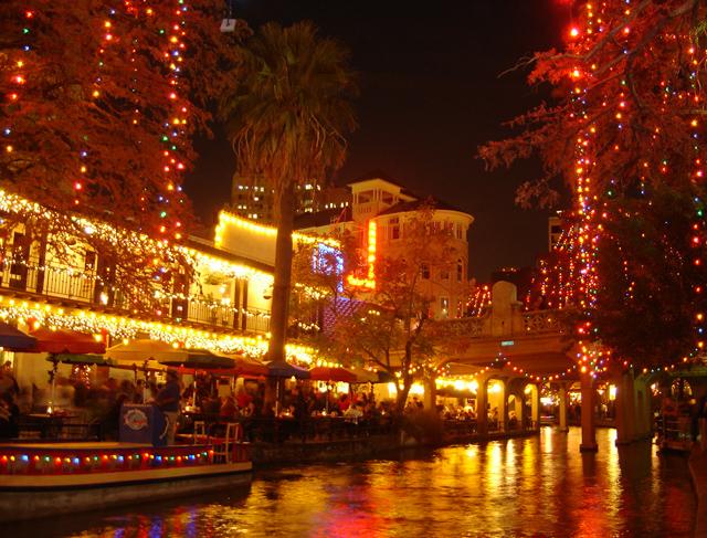 Newport Beach Christmas Lights
