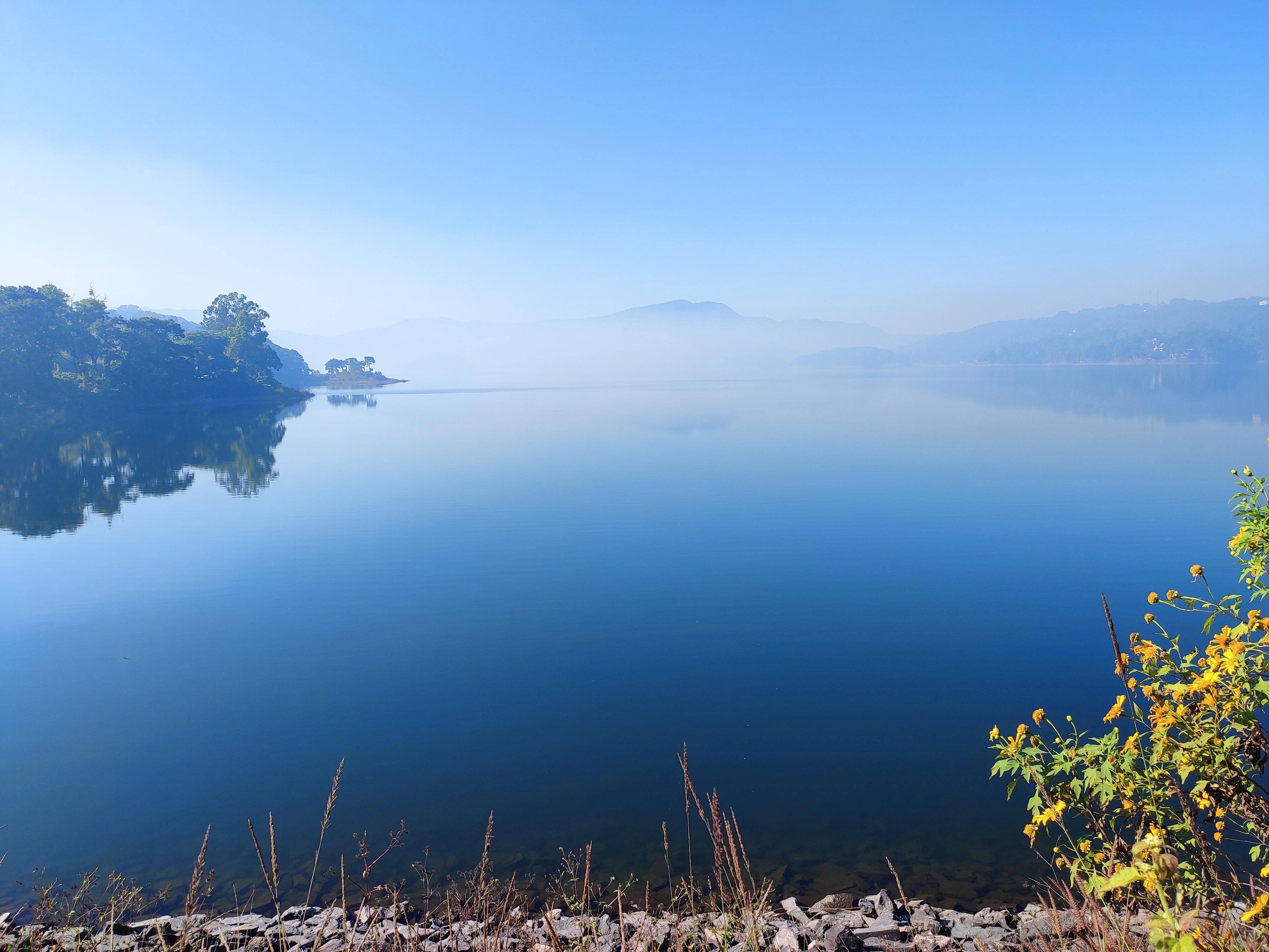 View of Umiam Lake