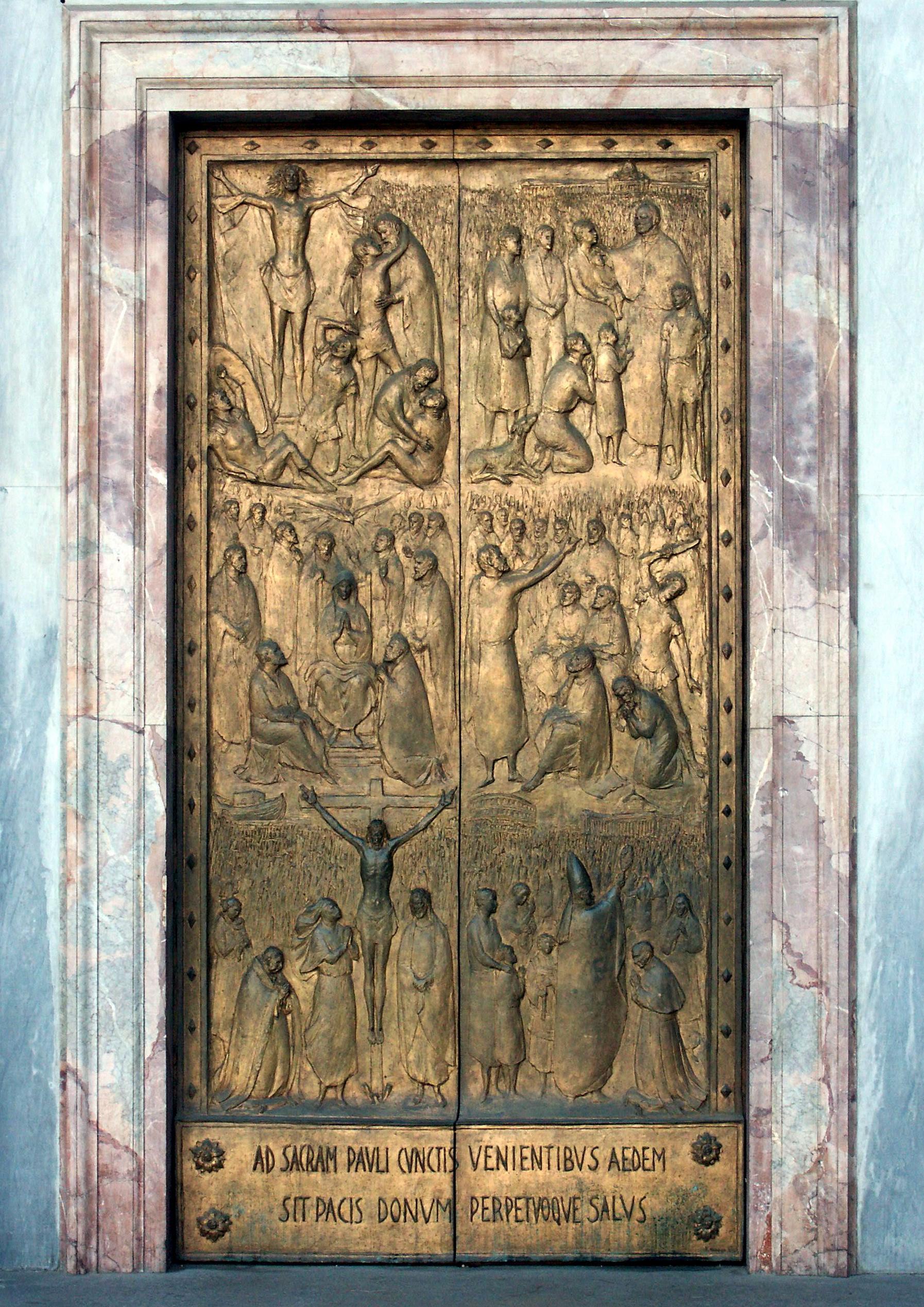 FileRom Sankt Paul vor den Mauern (San Paolo fuori le mura) & File:Rom Sankt Paul vor den Mauern (San Paolo fuori le mura ...